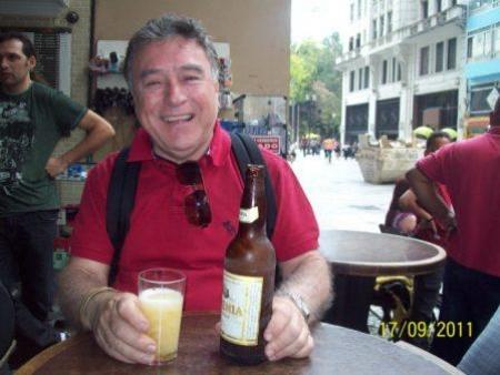 Una cervecita en Sao Paulo