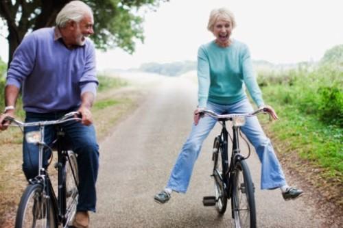 Cómo mantenerse saludable siendo adulto mayor