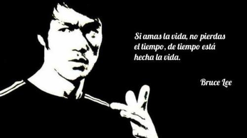 """Frases de """"Bruce Lee"""""""